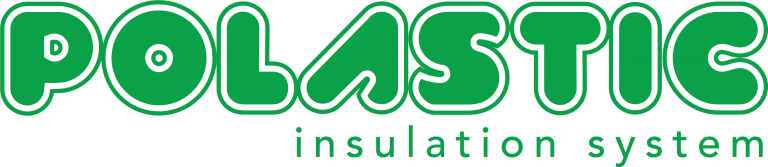 Polastic Insulation 3-in-1 Thermal Insulation, Thermal Break and Building Wrap Logo